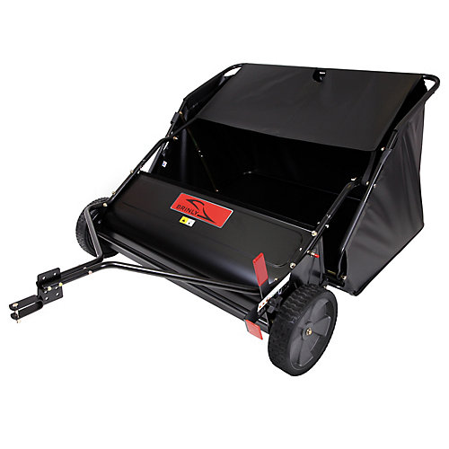 42-inch 20 cu. ft. Tow-Behind Lawn Sweeper