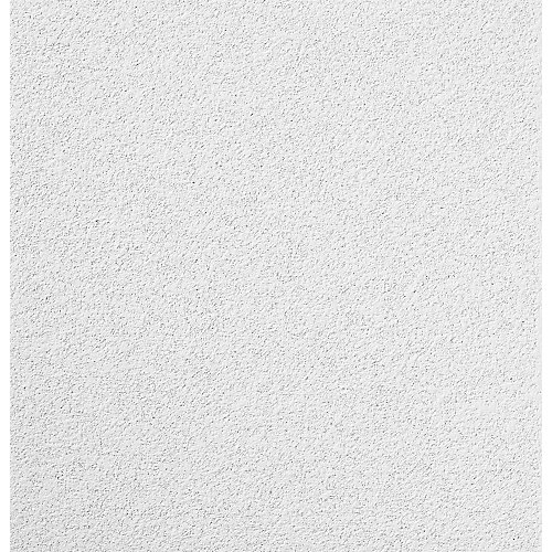 Mars R86785 2 pi x 2 pi x 2 pi x 3/4 po, bord conique Shadowline, carreaux de plafond acoustique