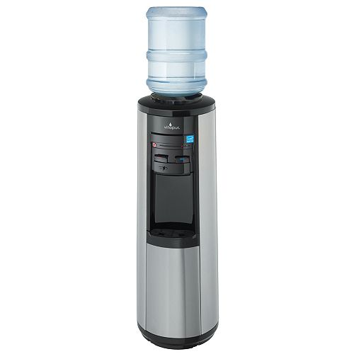 Stainless Steel Top Load Floor Standing Tri-Temperature Water Dispenser - ENERGY STAR®