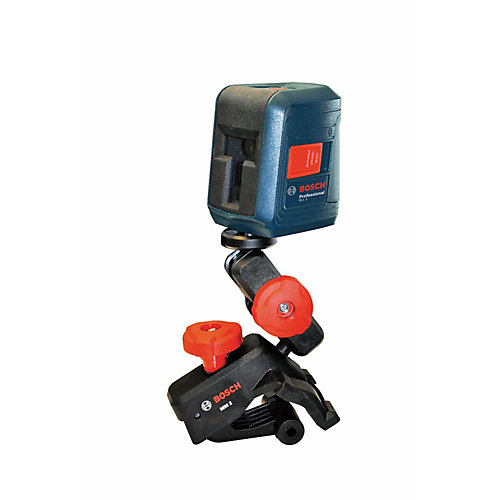Self Leveling Cross Line Laser Level with Clamping Mount