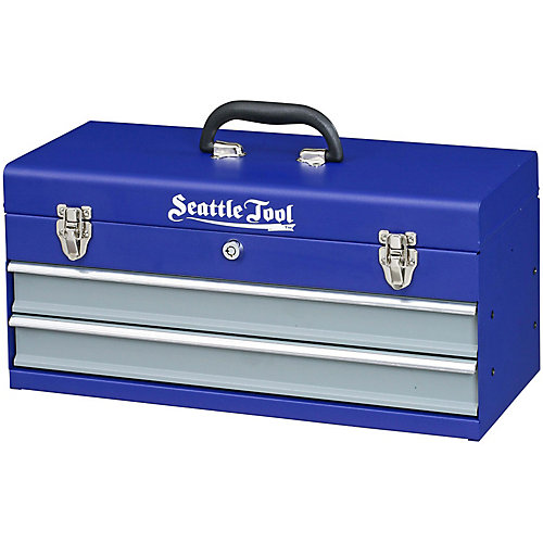19 Inch Tool Chest - 2 Drawers
