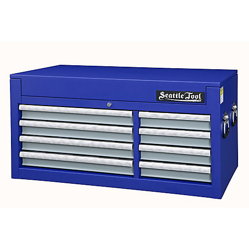 42 Inch Elite Series Tool Chest - 8 Drawers