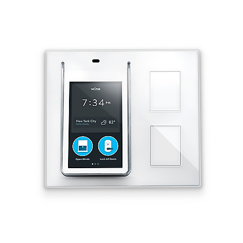 Relay Smart Home Wall Controller