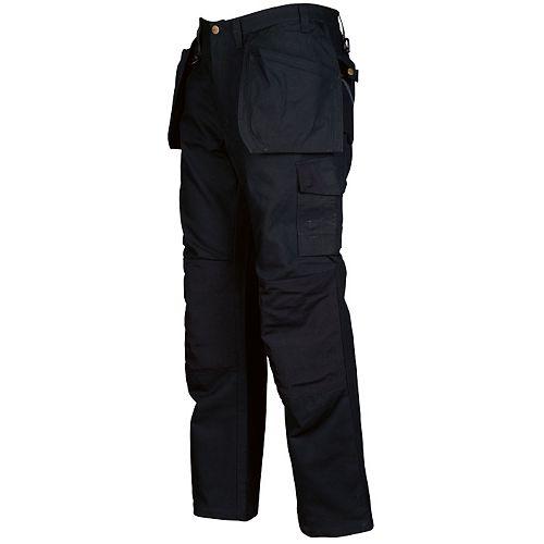 Pantalon de travail Protector de type cargo en coton, pour hommes - 34X30