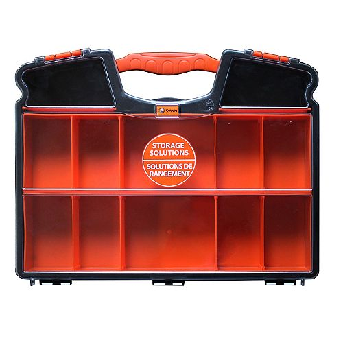 12-Compartment Organizer (2-Pack)