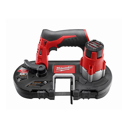 M12 12V Lithium-Ion Cordless Sub-Compact Band Saw (Tool Only)