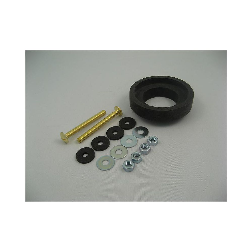 Jag Plumbing Products Contractor Pack : Tank to Bowl Kit Fits American Standard*  - 6 Pack
