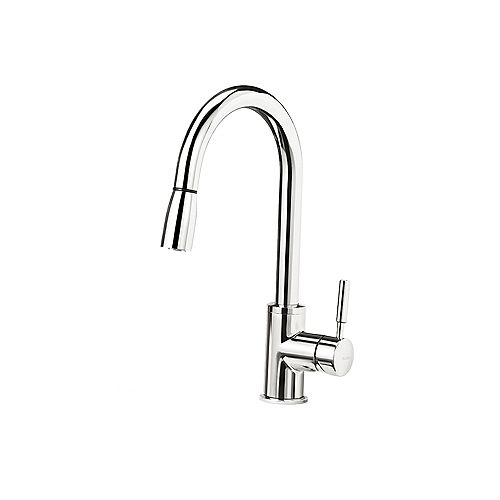 SONOMA, Pull-down Kitchen Faucet, 2.2 GPM flow rate (Dual-spray), Chrome