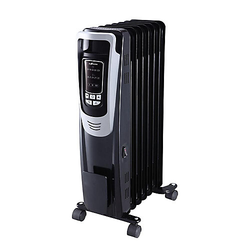 Digital Oil-Filled Space Heater