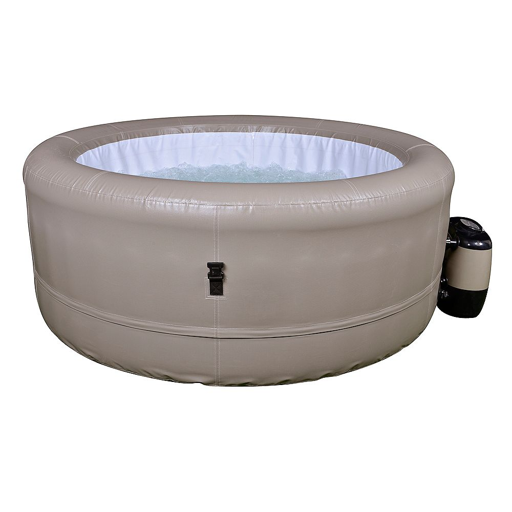 Radiant Simplicity Spa 65-inch Inflatable Spa