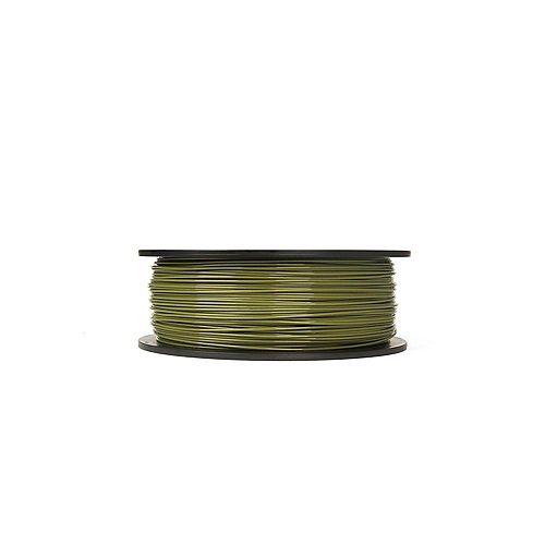Filament de Pla Vert Armée (Large bobine)