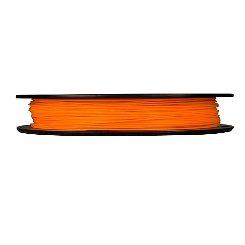 Neon Orange Pla Filament (Large Spool