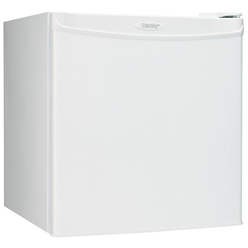 1.6 cu. ft. Compact Fridge in White - ENERGY STAR®