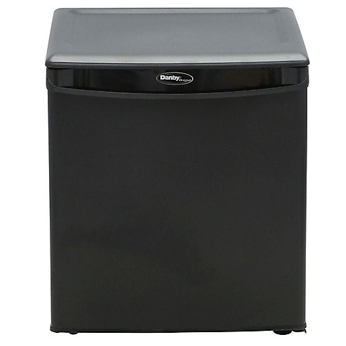 Designer 1.7 cu. ft. Compact All-Fridge in Black - ENERGY STAR®