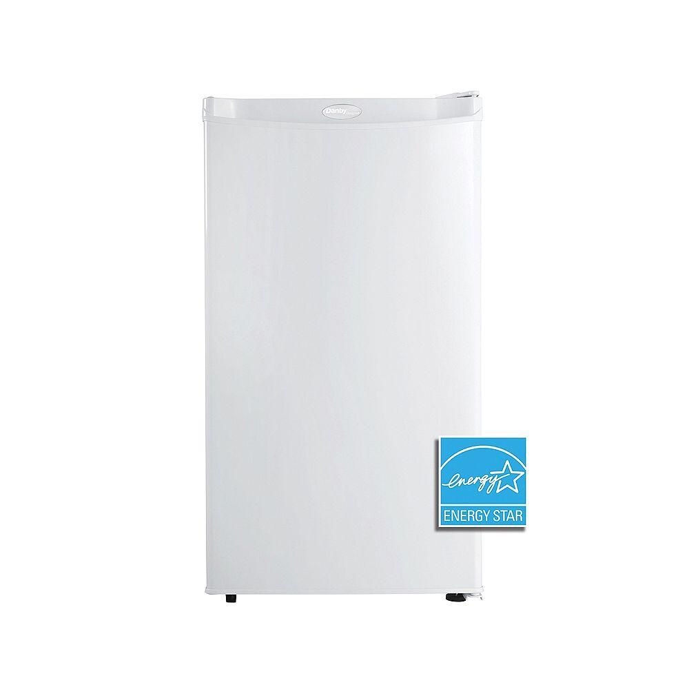Danby Designer 3.2 cu. ft. Compact Refrigerator in White