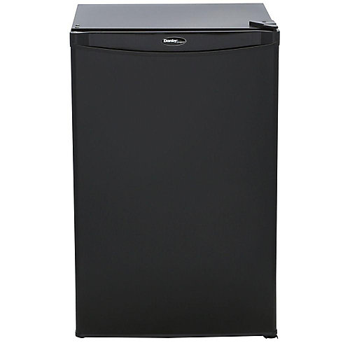 Designer 4.4 cu. ft. Compact Refrigerator in Black - ENERGY STAR®