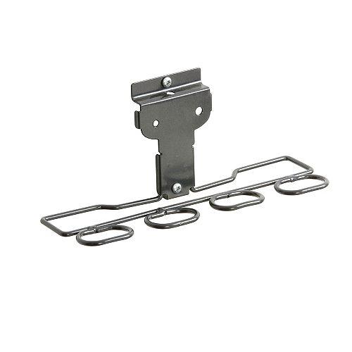 Everbilt 6.5 lb. Capacity Metal Tool Rack