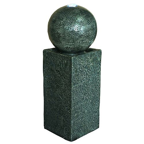 Angelo Décor 28 Inch Orb Fountain