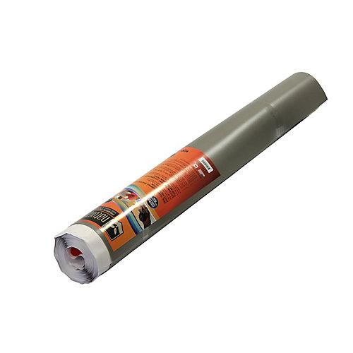 LVT with Seal Guard Premium Underlayment for Luxury Vinyl Tile, Vinyl Plank 100 SF Roll 1mm