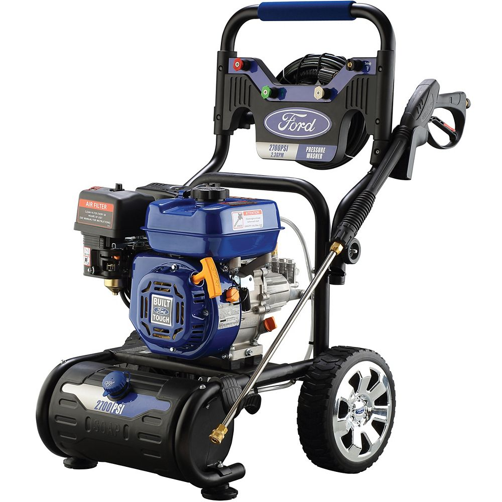 Ford 2700 PSI 2.3 GPM Gas Pressure Washer