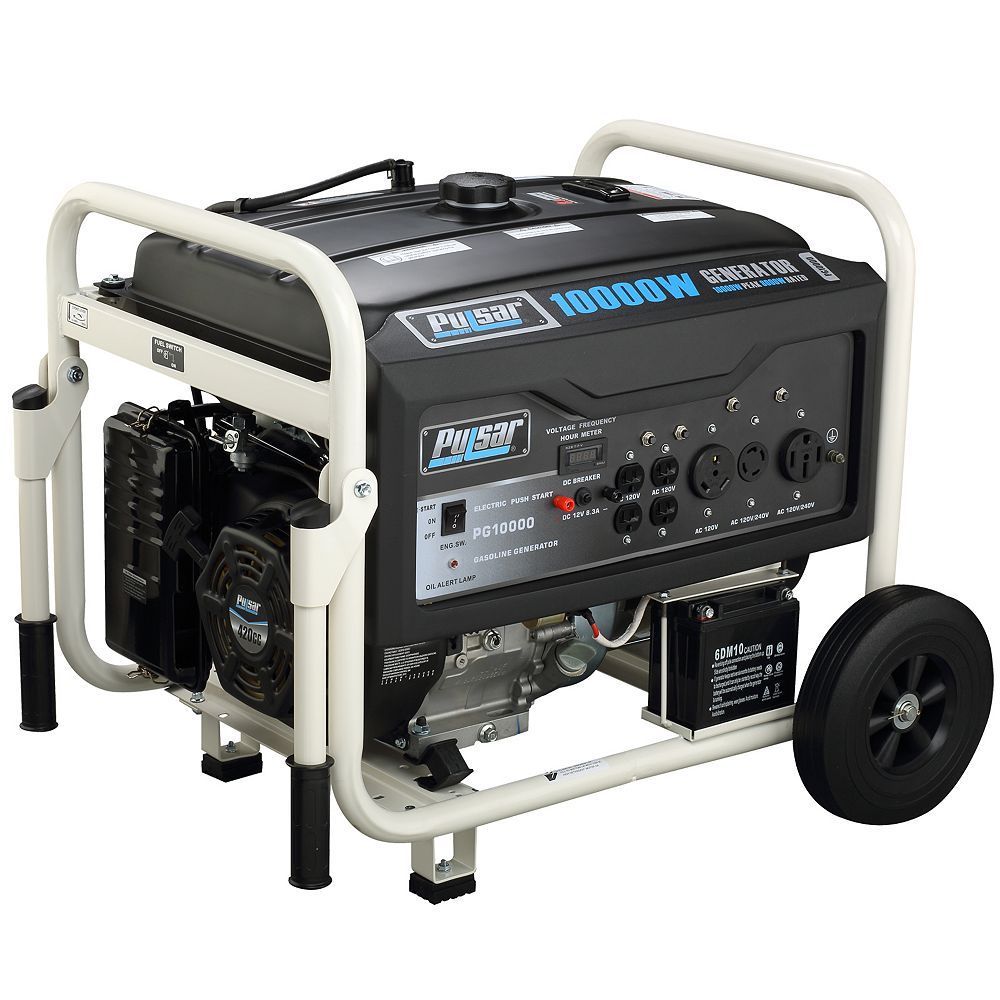 Pulsar 10000W Generator