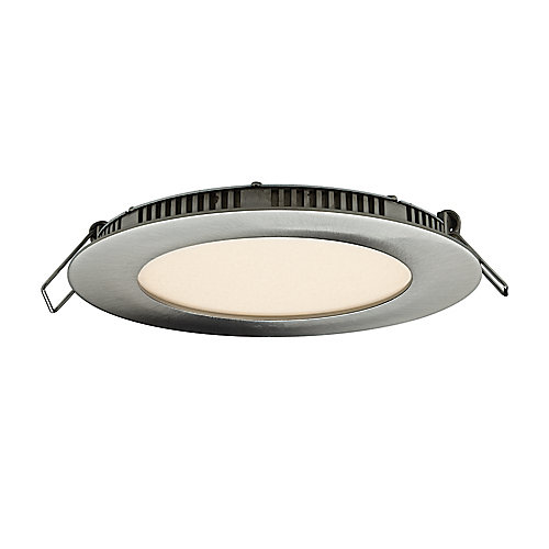 LED Edgelit Panel Light Round SN - ENERGY STAR®
