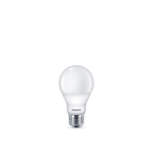 LED 9.5W = 60W A-Line (A19) Warm Glow (2700K- 2200K)