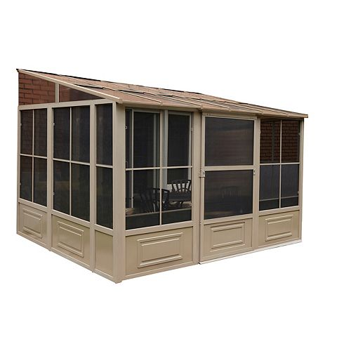 Florence Add-A-Room 10 Ft. x 12 Ft. in Sand