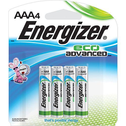 Energizer EcoAdvanced Eco Advanced AAA4