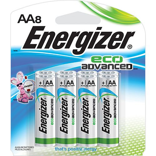 Energizer EcoAdvanced Eco Advanced AA8