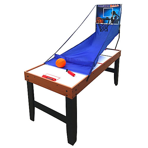 Table multi-jeux Accelerator 4-en-1, 137 cm (54 po)