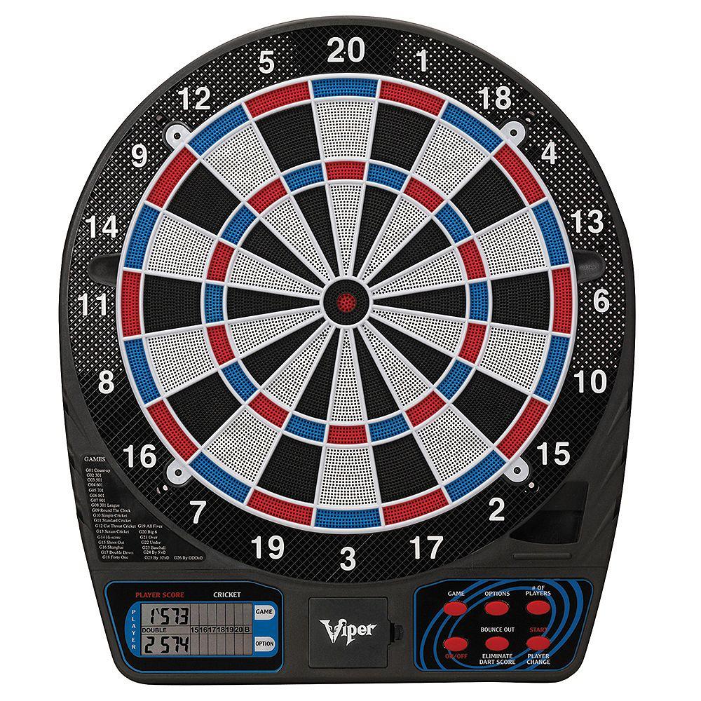 Hathaway Viper 777 15.5-inch Electronic Dart Board