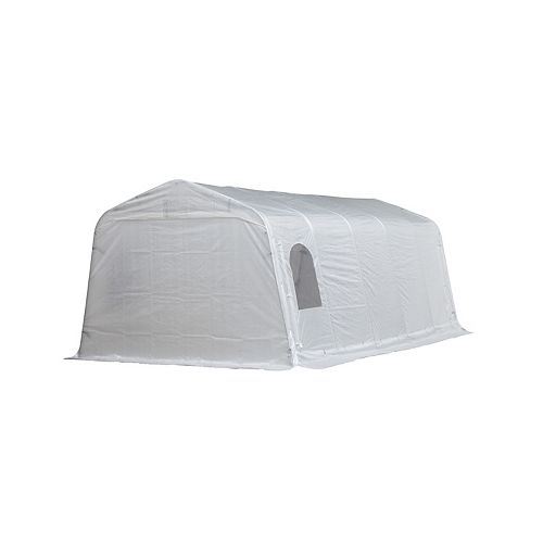 Car Shelter Bronco 11 Feet x24 Feet  Clear Roof