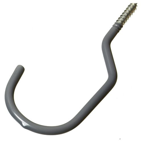 Everbilt Screw-In Vinyl Coated Bicycle Hook