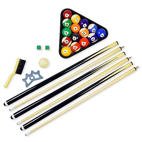Pool Table Billiard Accessory Kit