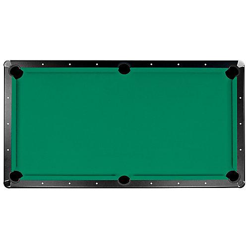 Championship Saturn II 7 ft. Billiard Cloth Pool Table Felt in Green