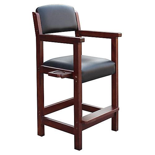 Cambridge Spectator Chair in Antique Walnut Finish
