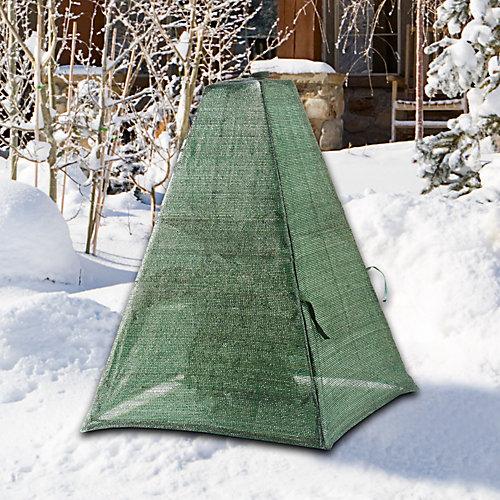 28-inch x 28-inch x 34-inch Shrub Cover