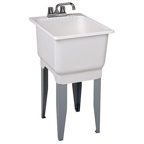 18-inch x 23.5-inch Plastic Laundry Tub