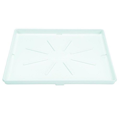DURAPAN 31-inch x 33-inch Washer Pan for Front-End Loading Washers