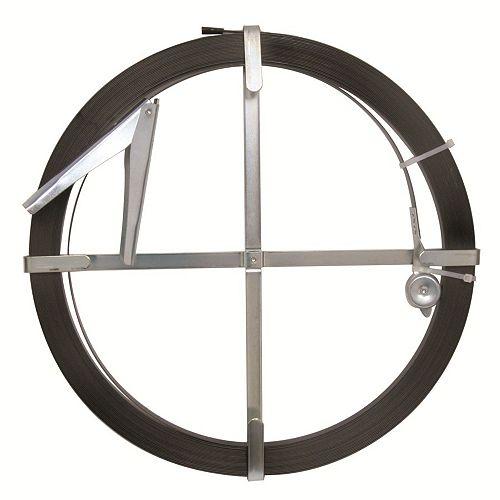 BrassCraft ½ po x 50 pi furet de plomberie plat