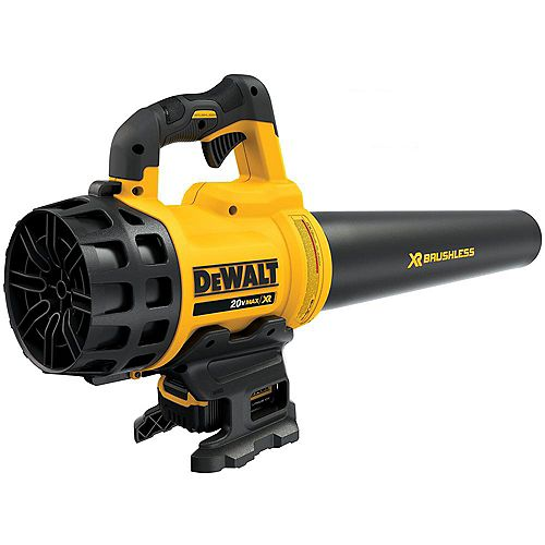 90 MPH 400 CFM 20V MAX Lithium-Ion Cordless Handheld Leaf Blower with (1) 5.0Ah Battery and Charger Included