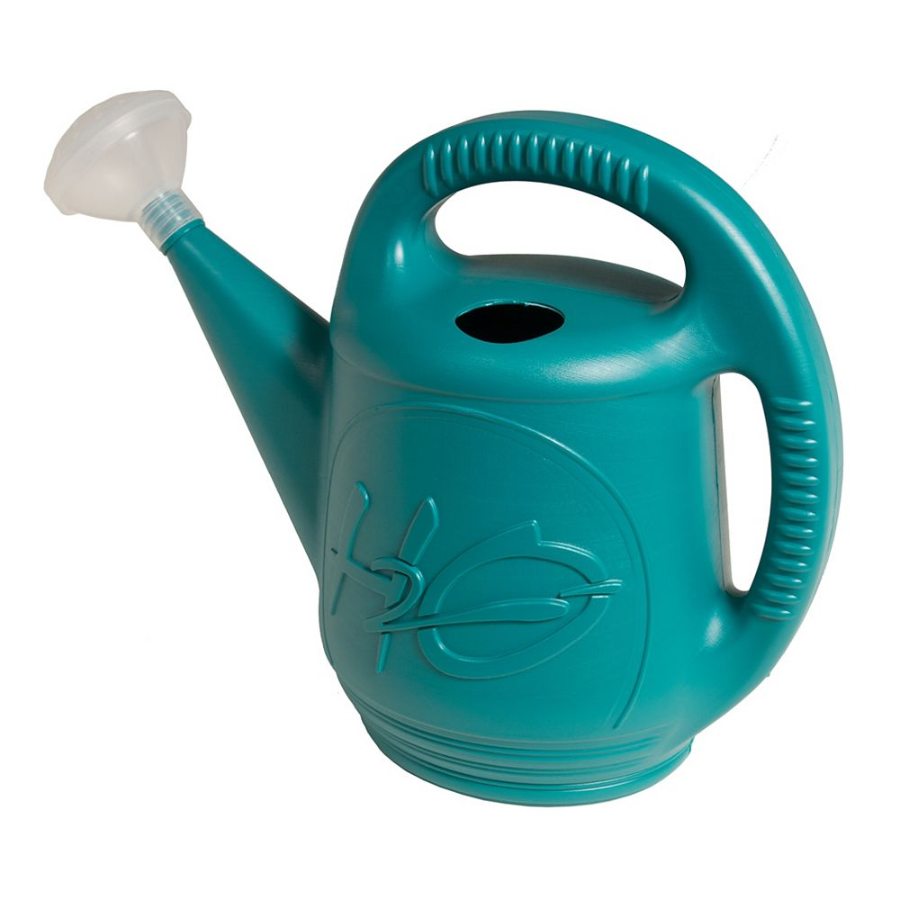 DCN H2O 2 Gal. Watering Can in Blue