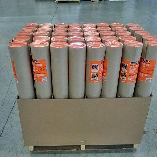 36-inch x 50  ft. Protective Flooring Paper