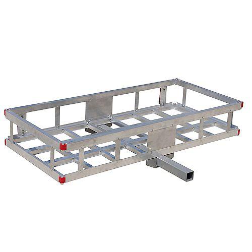 Porte-bagages en aluminium - 500 lb