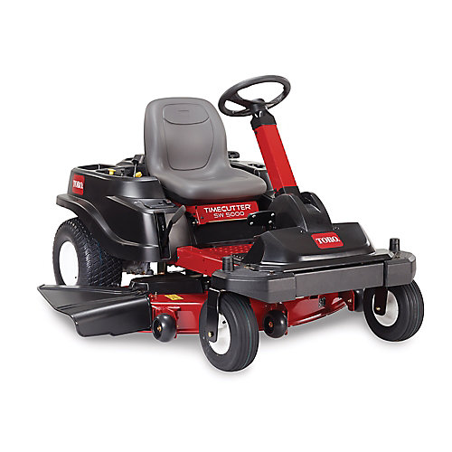 TimeCutter SW5000 50-inch 24.5 HP  V-Twin Zero-Turn Riding Mower with Smart Park