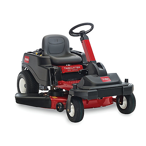TimeCutter SW4200 42-inch 24.5 HP  V-Twin Zero-Turn Riding Mower with Smart Park