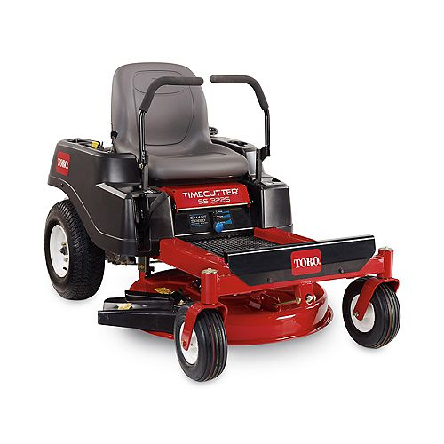 TimeCutter SS3225 32-inch 452cc Zero-Turn Riding Mower with Smart Speed