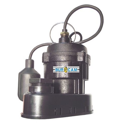 1/2Hp Submersible Sump Pump