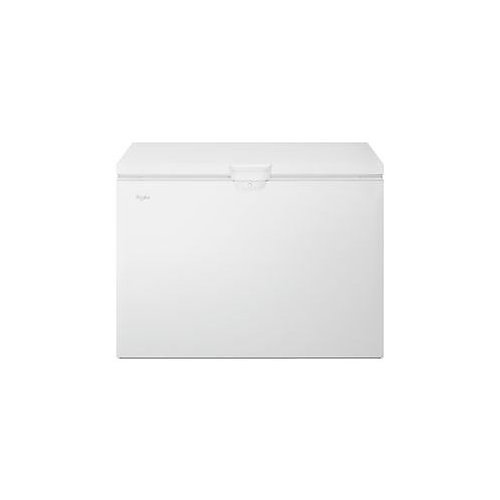 48-inch W 15 cu. ft. Chest Freezer with Large Storage Baskets in White